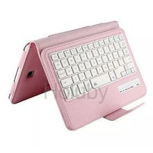 Chrismas decoratPC Tablet Detachable wireless Bluetooth Keyboard Case for Samsung Galaxy Tab A 8.0 T350