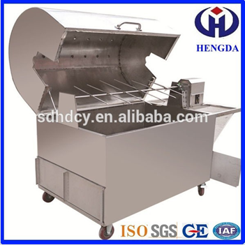 Electric Style Restaurant BBQ grill