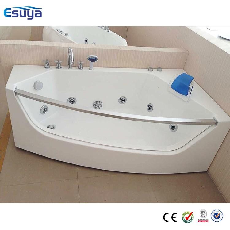 New designed cheap high quality massage triangular bathtub buy bathtub triangular bathtub new - Triangular bathtub ...