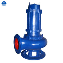 Hot sale non-clogging centrifugal submersible sewage pump