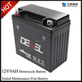 12v 5ah/10hr mf motorcycle battery Motorcycle / Scooter Maintenance Type battery 12v