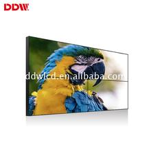 Economic and Reliable open frame lcd video wall hot player tv oled transparent monitor digital