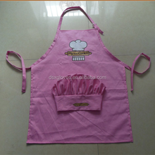 wholesale childrens white aprons cooking kitchen apron aprons and hats for kids