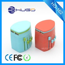 Top Grade Specialized Travel Adapter with plug
