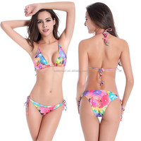 2015 Hot Hot Sexi Lady Photo sex open Bikini swimwear
