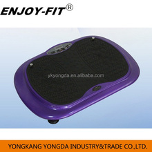 200W MOTER CRAZY FIT MASSAGE VIBRATION MACHINE VIBATION PLATE LOOSE WEIGHT MACHINE