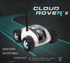 Hot CLOUD ROVER wireless real time remote control spy tank toys Iphone/Ipad/Android WIFI controlled rc car with video camera