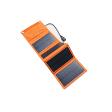7W Micro USB Solar Sun Charger For Mobile Phone