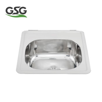 Modern high quality wholesale standard stainless steel for High quality kitchen sinks