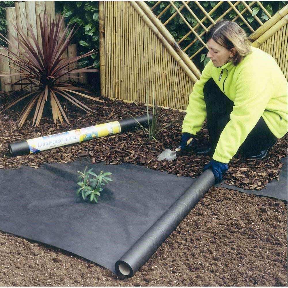 Water Repellent Horticuture Ground Plant Protection Cover Non Woven Fabric