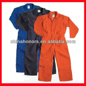 Custom Cheap Work Uniforms Overall Safety Workwear Buy