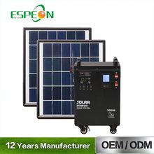 Home 50Kva 30W 10Kw Power Industrial Dc Generator Solar Energy System