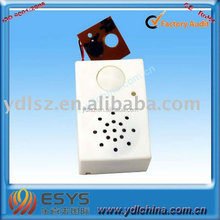 existed or customize 16 buttons talking motion sensor sound box