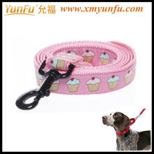 Beautiful dog leash Couture Cupcakes Pink Leash