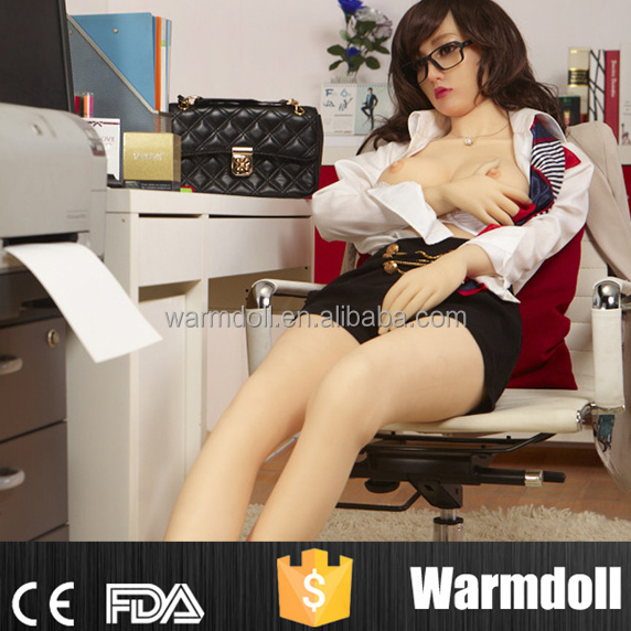 Korea Housewife Silicone Love Doll Sex In Office