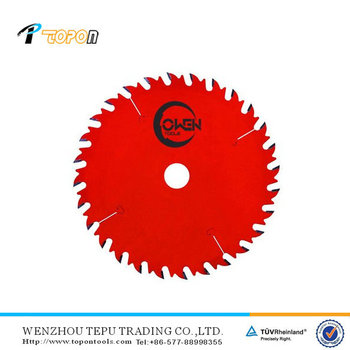 T.C.T Permashield Coated Hyper Finish Miter Saw Blades