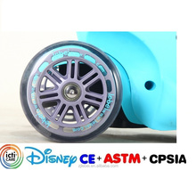 CE approved New design 3 big wheels children mini scooter
