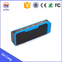 Touch screen mini amplifier bluetooth speaker for promotional gift