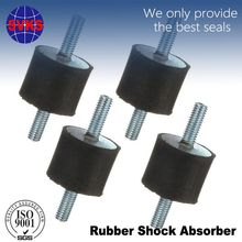 Shaped factory sir rubber epdm rubber shock absorber strut