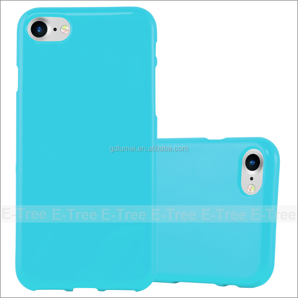 IN STOCK // for iphone 6 6s TPU case, soft jelly TPU case for iphone 6 7 candy color back cover