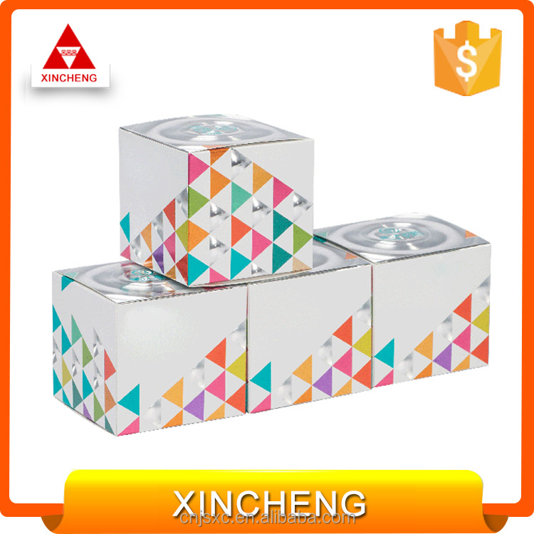 Hot sale security printing gift packaging paper box