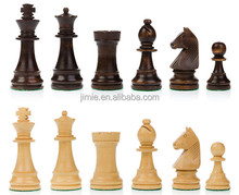 high quality wooden chess game set