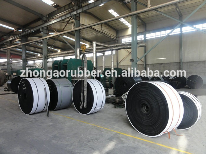 nylon rubber conveyor belts for bulk materials handing