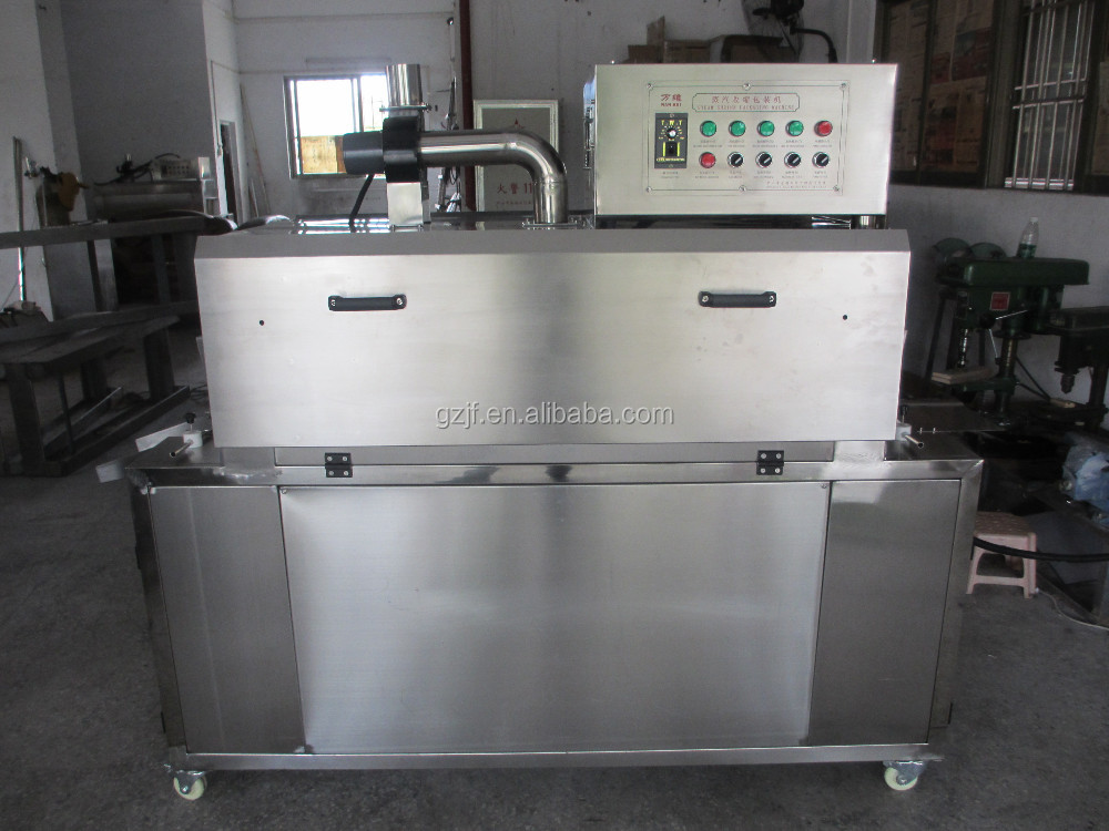 Stable Performance Automatic PVC Heat Tunnel Shrink Packaging Machine