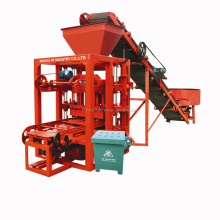 electric multi-purpose concrete best cheap brick making machine/QT4-26 semi-automatic electric