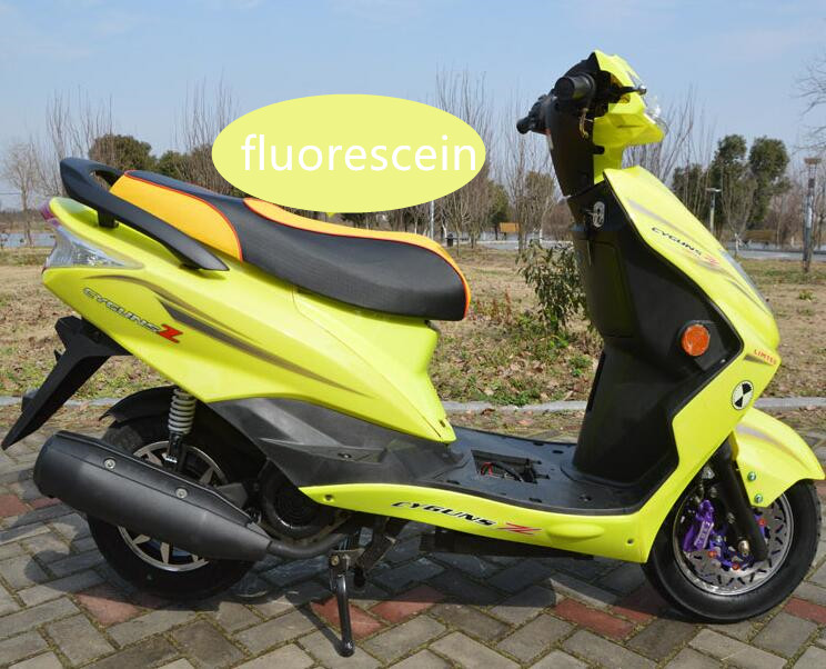 colorful scooters 125cc moped motorcycle