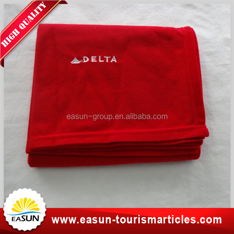 Top Quality Custom Logo coral flannel polar fleece blanket With Competitive Price