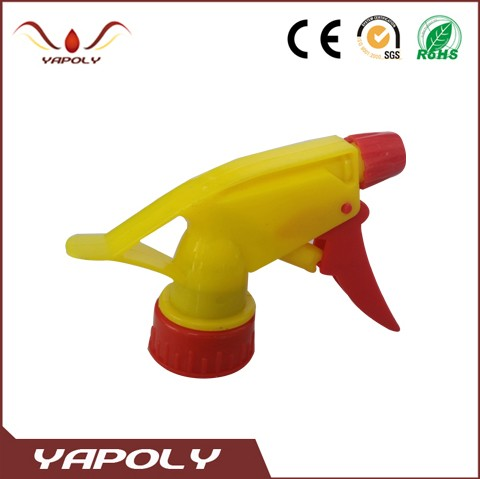 Cosmetic package industry stream spray nozzle trigger sprayer