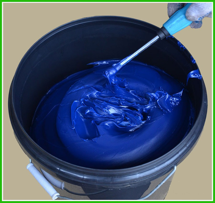Blue Special Lithium Base Grease with High Temperature