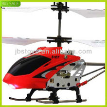 S107G Mini Alloy 3 Channel Radio Control Syma Helicopter