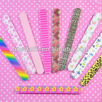 New Arrival EVA Nail File round Black 178*19mm for Manicure & Pedicure