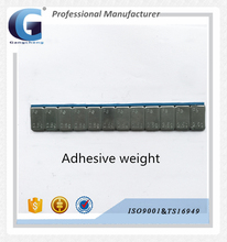 GC Fe adhesive 5g,10g,10g+5g, 100pcs/box 6KG/BOX blue tape competitive wheel balance weight