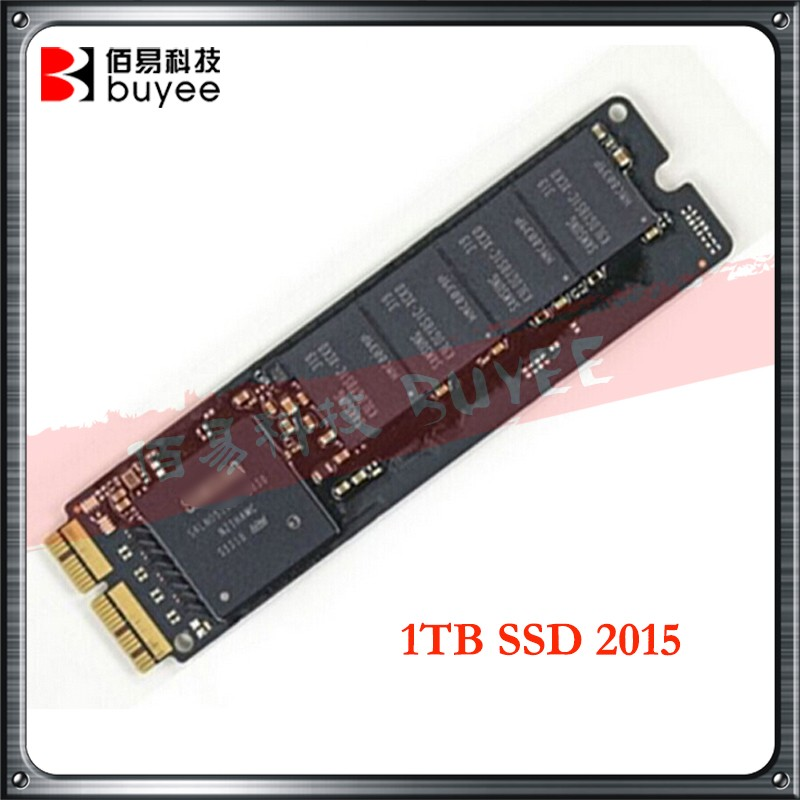 2015 year Laptop 1TB SSD/Solid State Driver Original for Macbook Pro Retina A1502