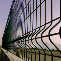 Decorative Welded Wire Fencing Panels