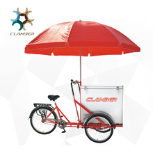 C-UB9027BW Single Speed ice cream Bike for business/ice cream selling bicycle /ice cream bicycle