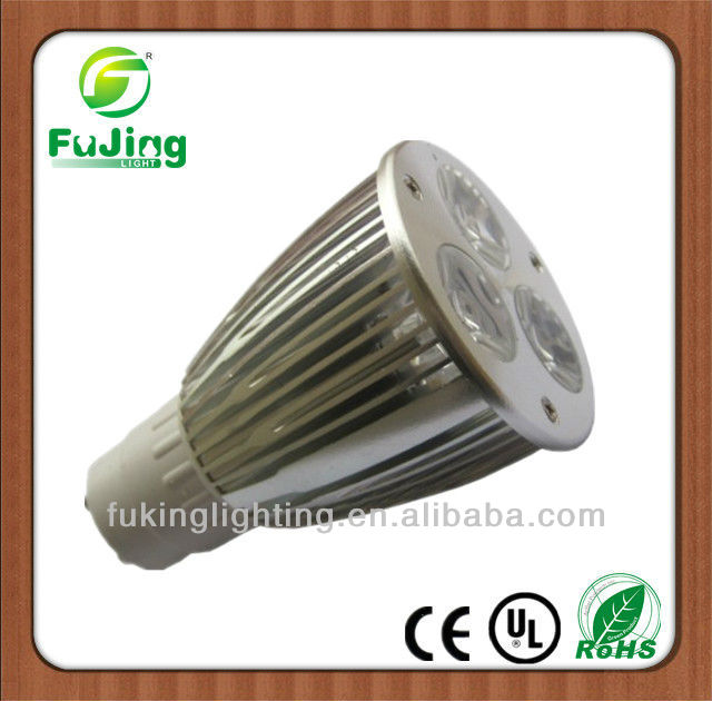 2700k led spotlight gu10 3w 6w 9w