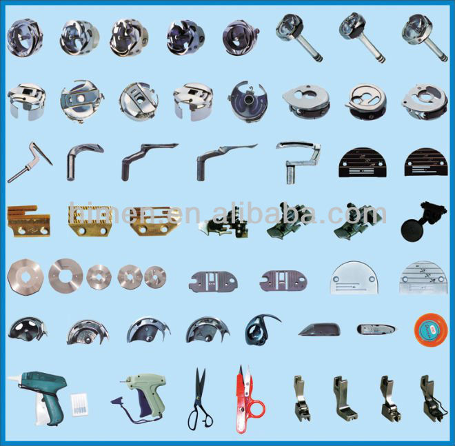 sewing machine spare parts (spare parts for sewing machine)