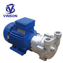 2BV series Petrochemical water ring vaccum pump with high corrosion resistance