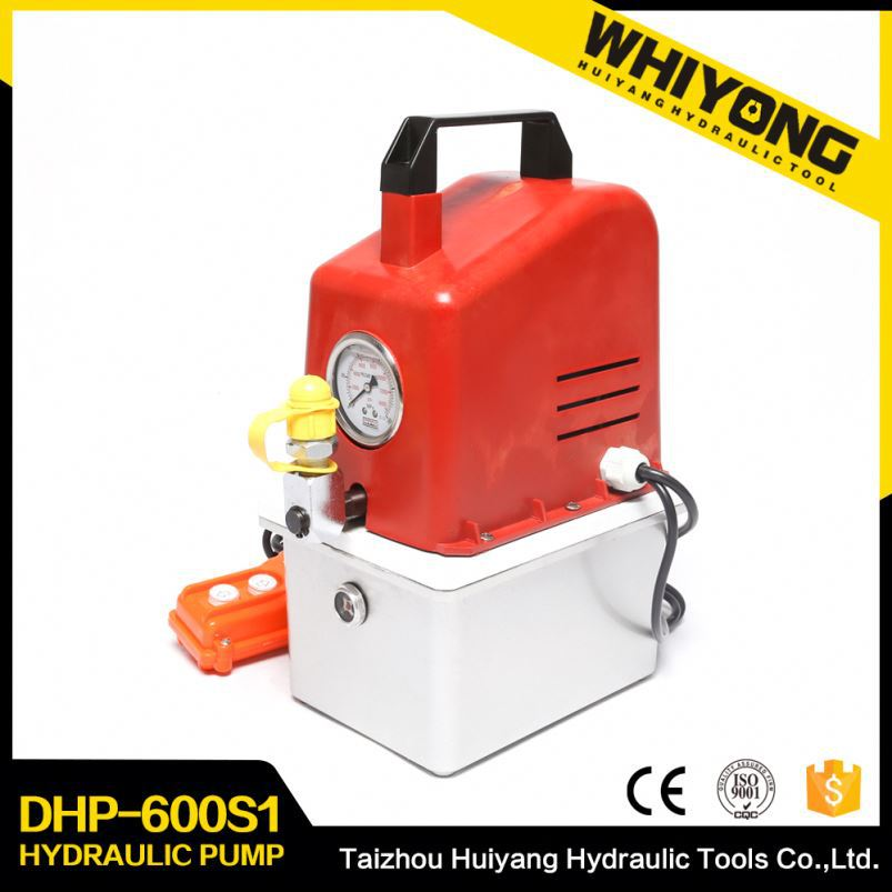 Best price easy to use mini micro small manual hydraulic pump for sale
