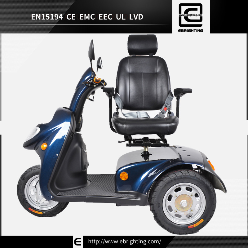 motor three wheeled BRI-S06 china ezip 500 electric scooter