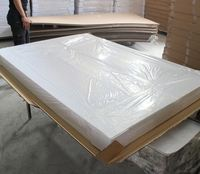The Best China rigid white/black 10mm 12mm 18mm extrude PVC foam sheet With Light Weight