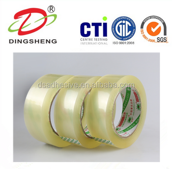 BOPP Low Noise Adhesive Tape