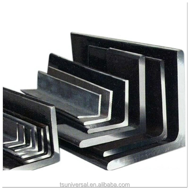 Mild price per kg iron steel angle bar