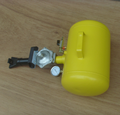 Bead seater tire inflator tyre inflator Yellow or Red
