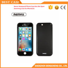 Remax Waterproof Phone Case Ultra Slim Sport Swimming cover for iPhone5/5s
