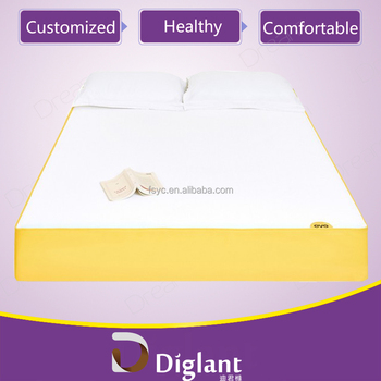 All-New Diglant 5G Memory Foam - Queen Mattress